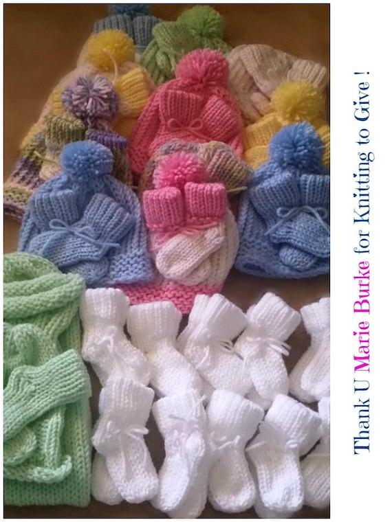 Loom Knitting Baby Booties Sock Pattern No Holes No Bulk On Etsy