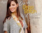 Learn Drop Stitch Crochet OOP Unused, by Kim Guzman