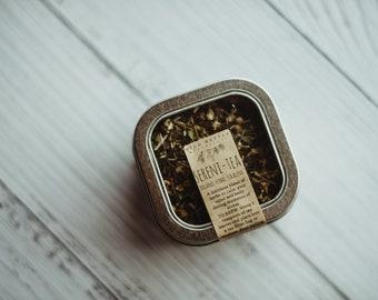 SERENI-TEA - loose leaf herbal tea blend for stress