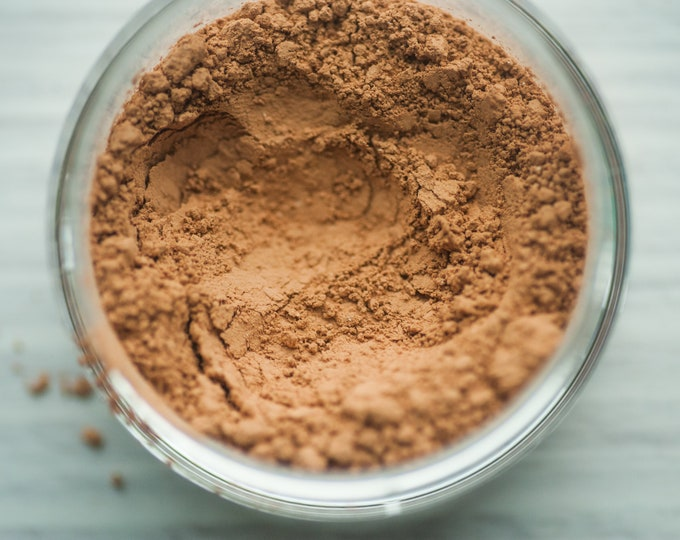 Natural Bronzers - 4 shades - all natural - vegan friendly - earth minerals