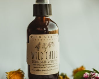 WILD CHILD - botanical detangler