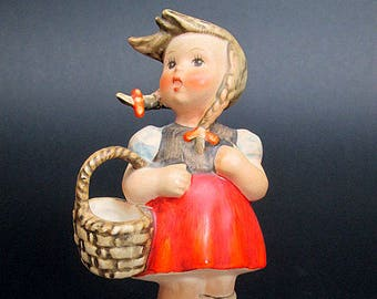 Vintage Hummel Figurine Little Hiker Tmk.3