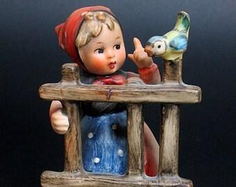 Vintage Hummel Figurine Signs of Spring Tmk.4