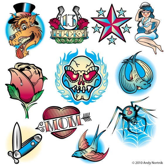 Tattoo Ideas Personal: Tattoo Designs Clip Art Clipart Personal Or Commercial Use