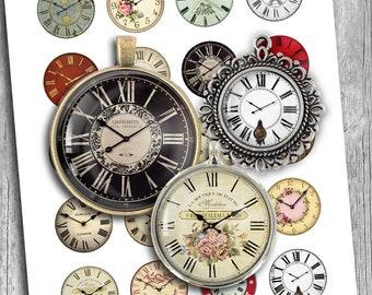Digital clock | Etsy