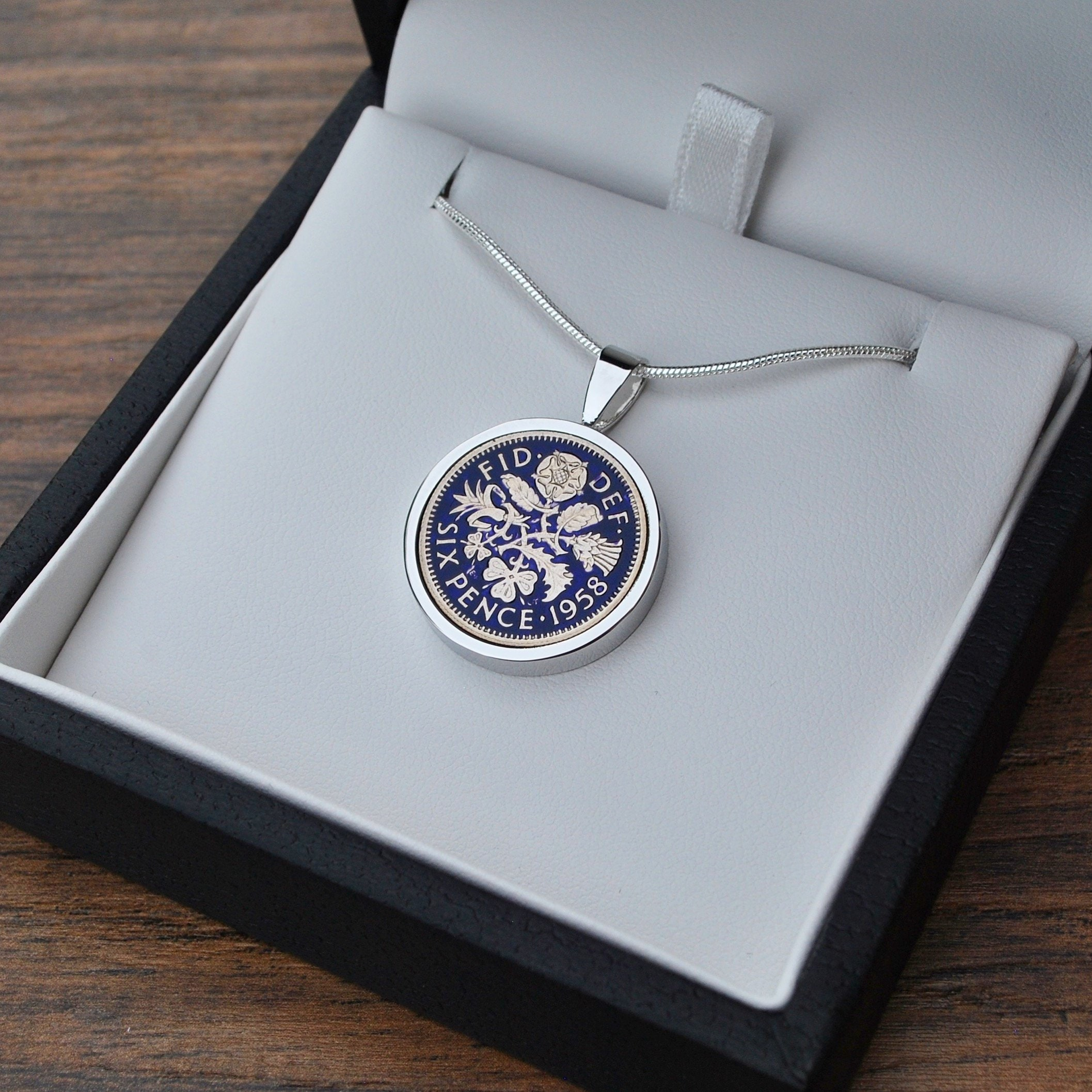 1954 65th Birthday Gift Retirement Her Necklace