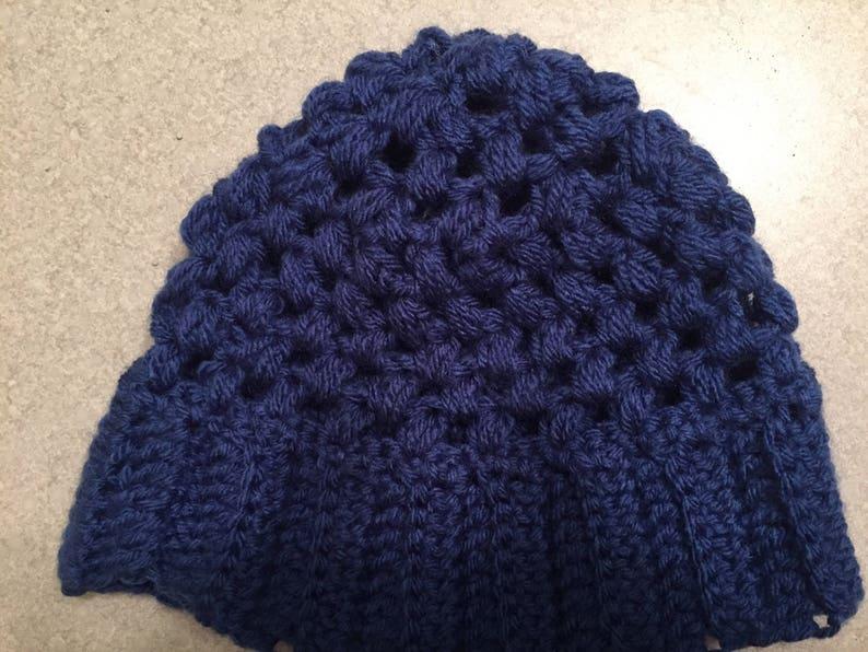 Women/'s crochet beanie