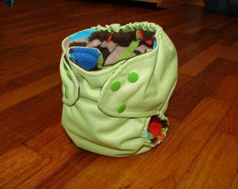 All-in-One Cloth Diaper