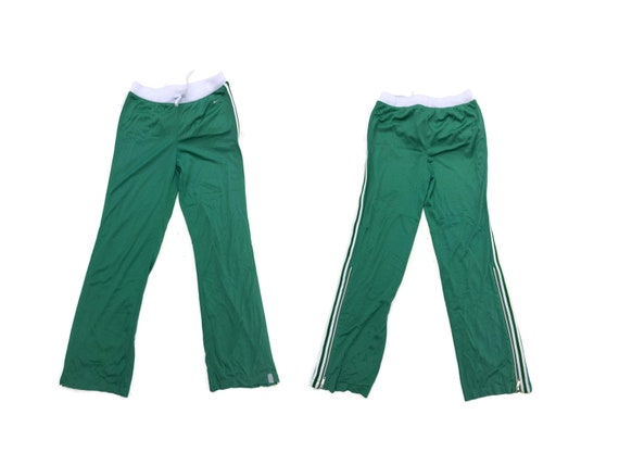 Vintage 80s NIKE Mesh Track Pants  Women Color Blo