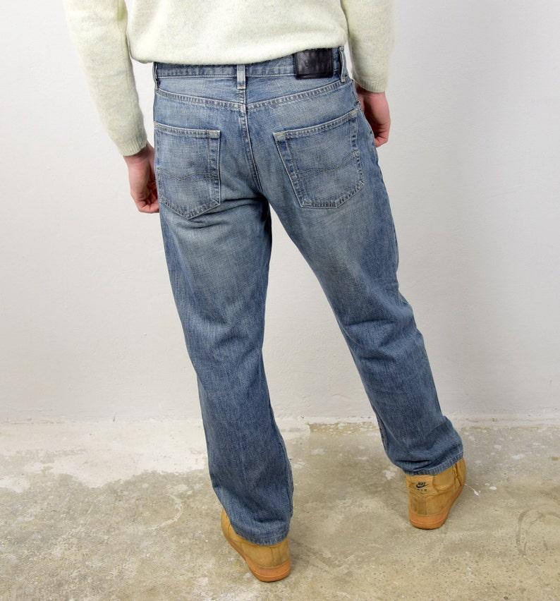 e346d0de3 Men's Jeans. 90's HUGO BOSS Regular Fit Tapered Leg | Etsy