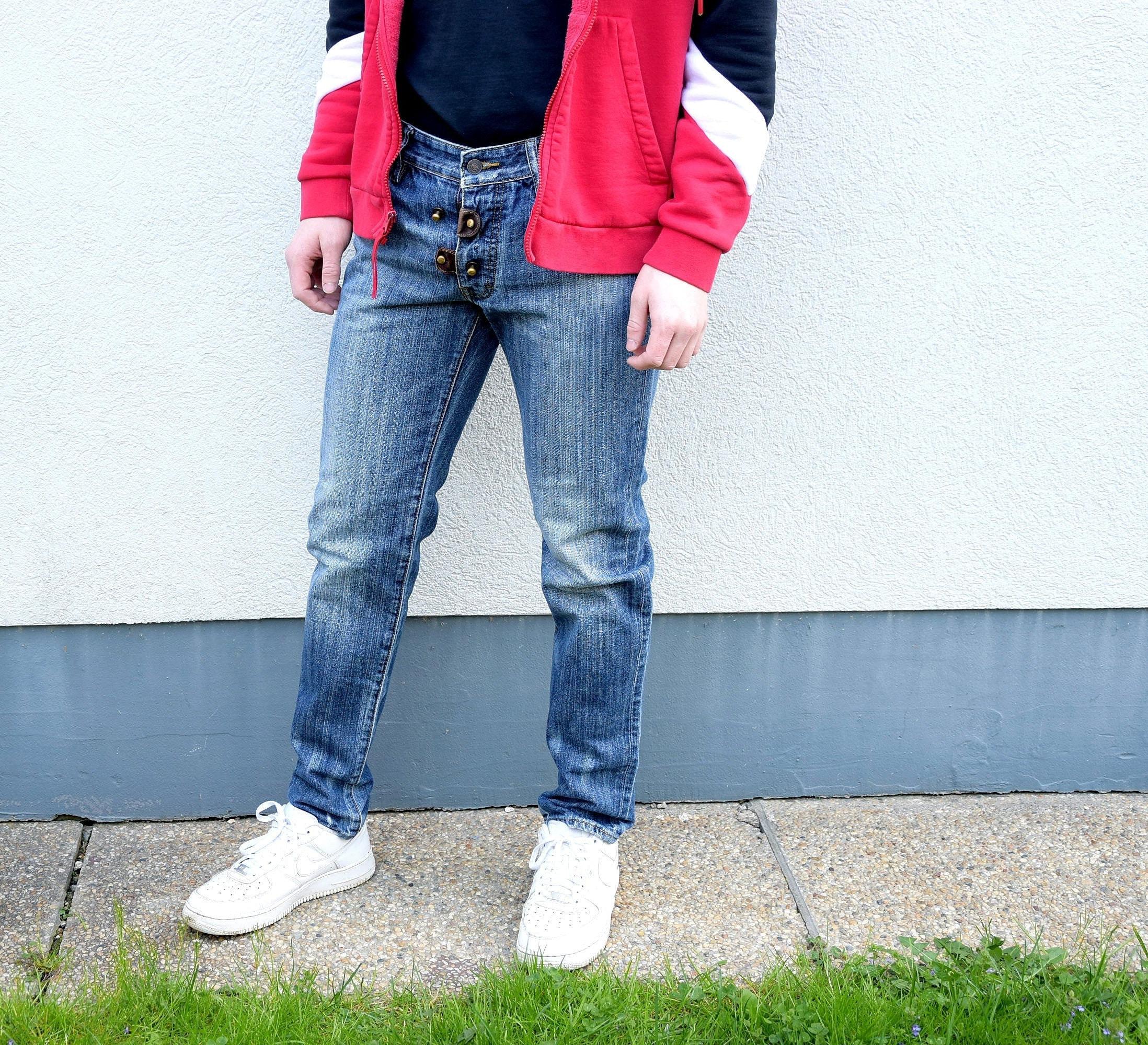 W 33-34 It 50 L32 New Dsquared2 jeans  slim
