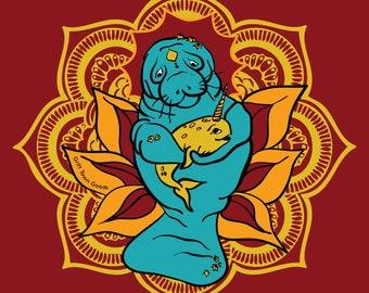 Mermaids and Unicorns (T-shirt)