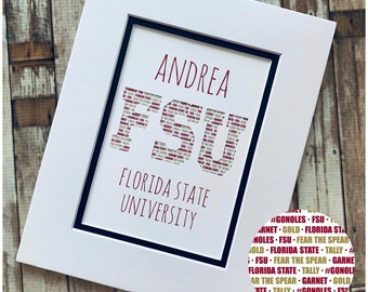 Class of 2021 personalized graduation gift, gift for grad, college name and slogan, high school grad, college graduation gift for son