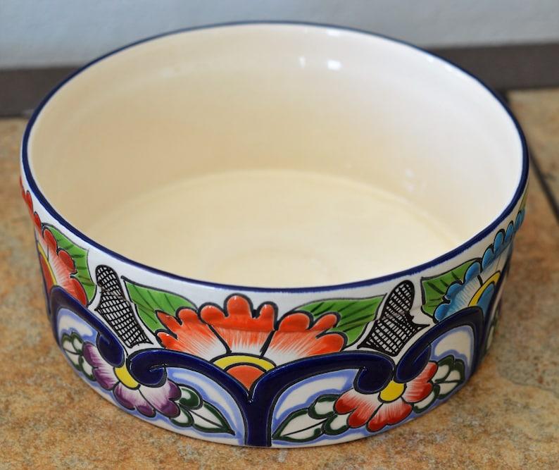 Talavera Tortillas holder colorful