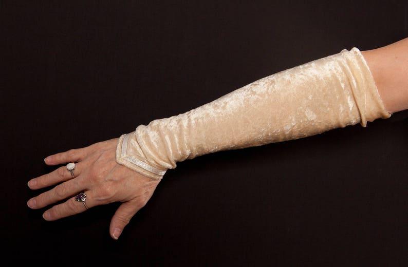 Lady's Half Sleeve Costume LARP Formal image 0