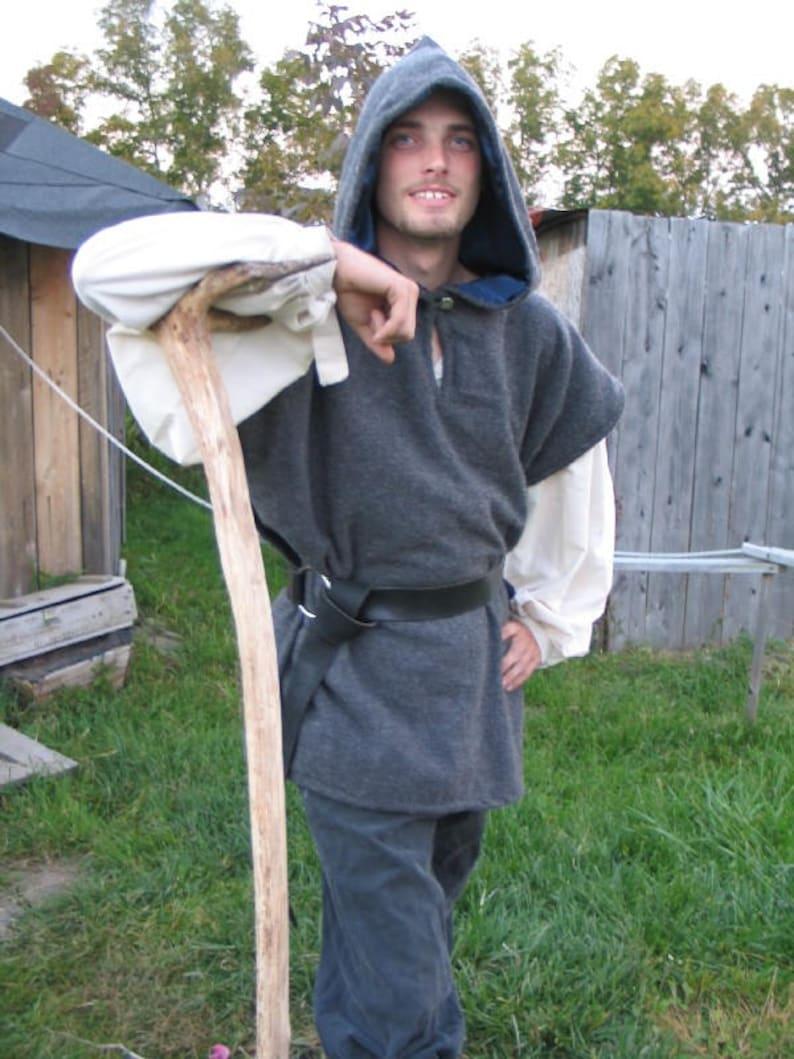 Adventurer's Battle Tabbard LARP Renaissance Fantasy image 0