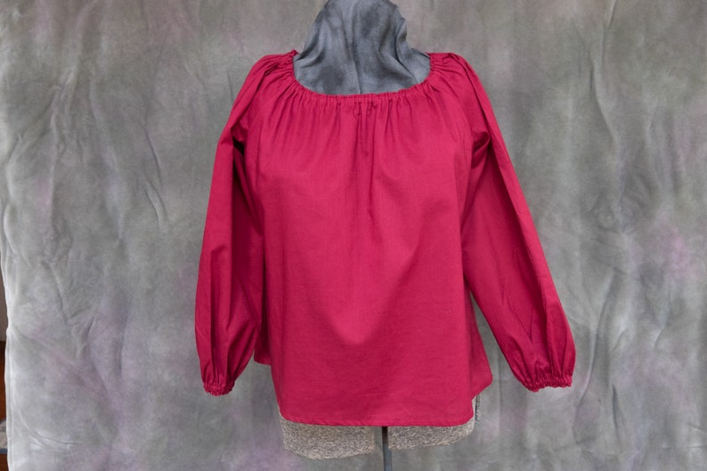 Women's Renaissance Top for LARP Renaissance Fantasy image 0