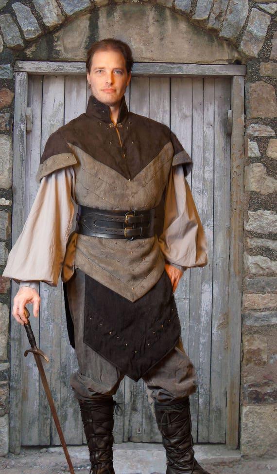 Custom Designed and Created Armor for LARP, Renaissance, Fantasy