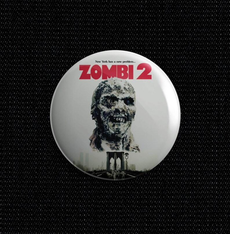 Lucio Fulci/'s Zombi 2 button