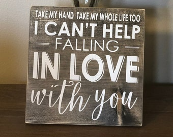 Cant Help Falling In Love With You Book Of Life