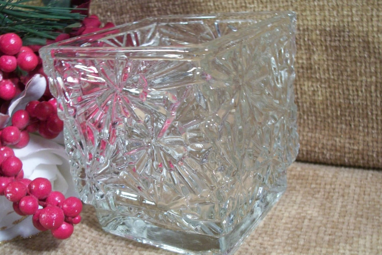bougie th en verre transparent porte pot l ger ou votive par etsy. Black Bedroom Furniture Sets. Home Design Ideas