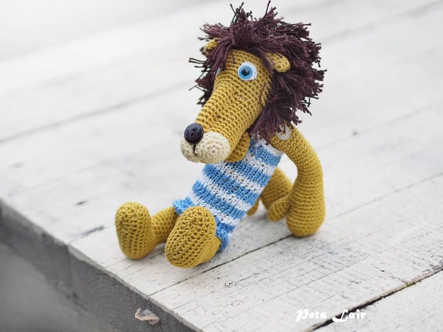 Patrón Amigurumi juguete crochet rana sapo enorme Rana de