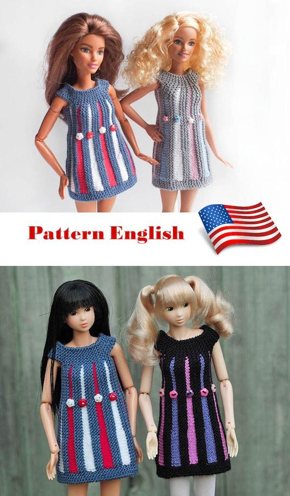 Enchanting Barbie Strickmuster Images - Decke Stricken Muster ...