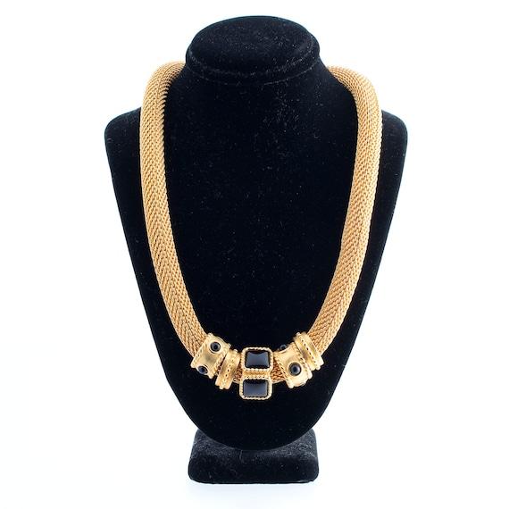 Doncaster Mesh Necklace