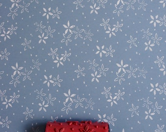 Patterned Paint Roller No.26  from Paint & Courage Small Flowers