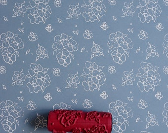 Patterned Paint Roller No.25  from Paint & Courage