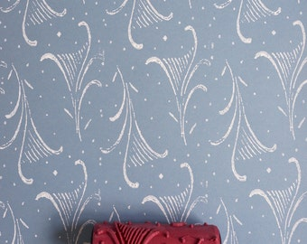 Patterned Paint Roller No.6  from Paint & Courage