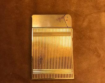 Vintage cigarette case/lighter combo