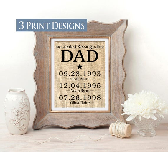 Unique Christmas Gift for Dad Personalized Christmas Gifts ...