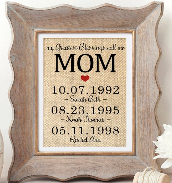 Christmas Gifts For Mom 2019.Best Christmas Gifts For 2019 Gift For Mom Personalized Christmas Gift From Daughter Mom Personalized Gift Mom Sign Mom Home Decor