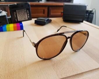 96ebdc759c Bellissimi occhiali vintage anni 80 FERRARI f32s made in italy, montatura  in carbonio