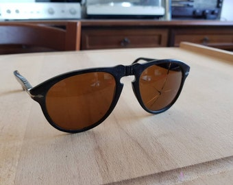 a72ff922c40fd 80s PERSOL RATTI 714 meflecto made in Italy sunglasses