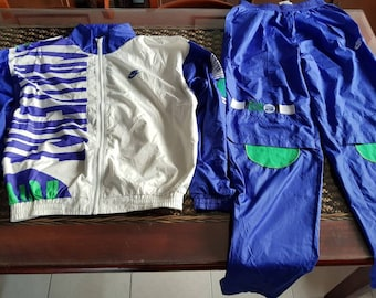 new style e3331 44140 Rare Andrè Agassi NIKE CHALLENGE COURT tracksuit!