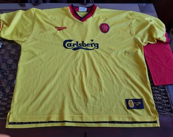 finest selection 99626 626aa Liverpool reebok | Etsy