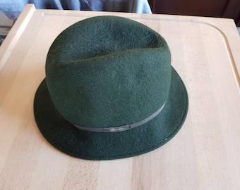 Bellissimo cappello vintage anni 80 Borsalino traveller 255e8a160a3c