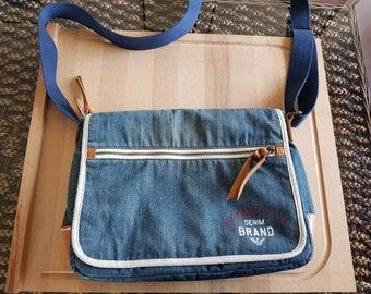 Vintage ARMANI jeans shoulder bag 81e6c4e919