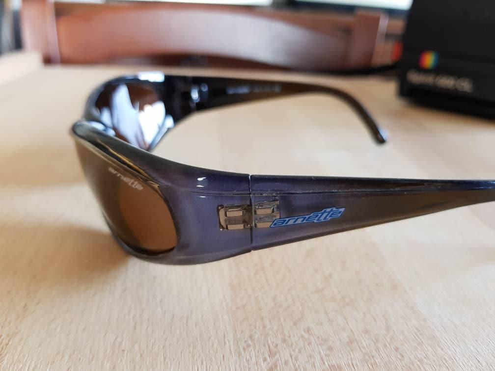 90s vintage arnette deuce shades