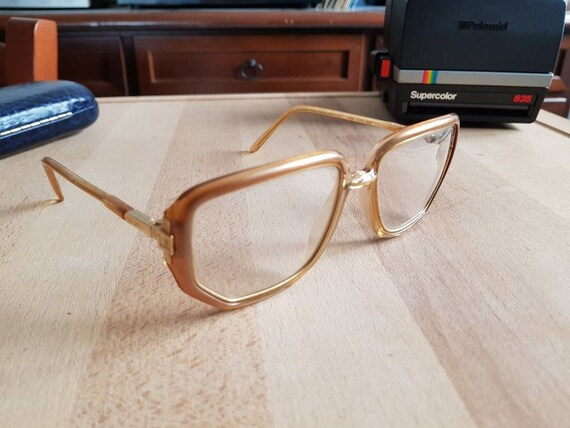80s ted lapidus tl 4006 made in France sunglasses