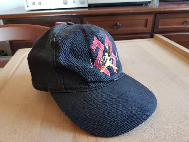 25b4449defe Vintage beautiful NIKE AIR JORDAN hat