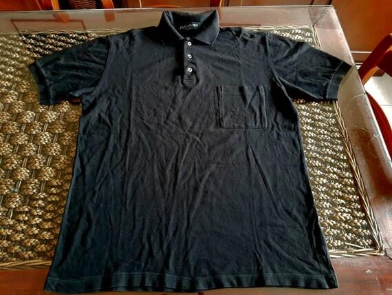 90s YVES SAINT LAURENT polo shirt