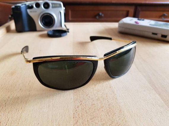 6e543151af 1965 Ray Ban Olympian II 4 3 4 Bausch   Lomb made in usa with