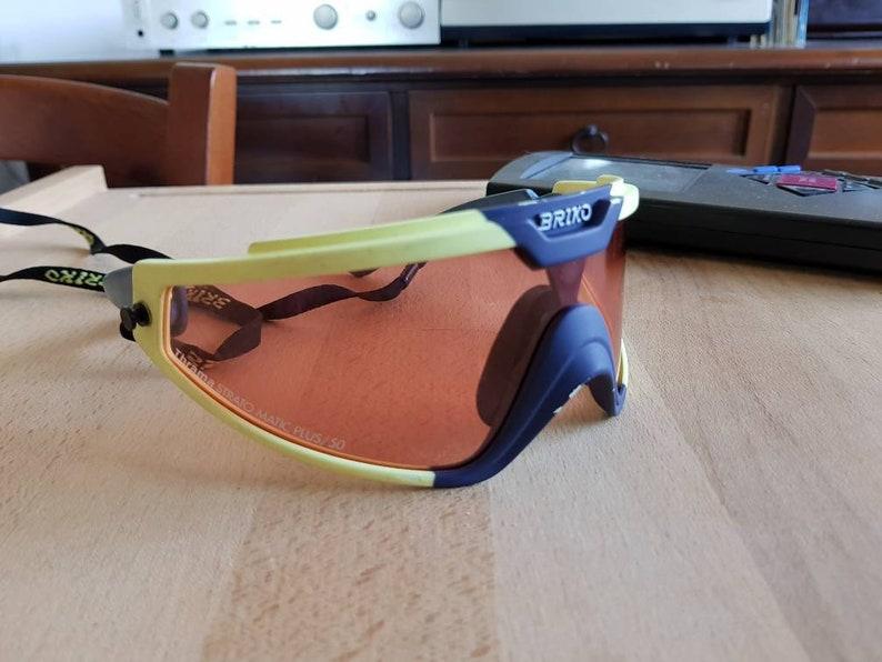 6cb84ee27ea 90s Briko Shot sunglasses with polarized lenses