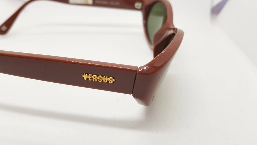 Vintage 90s Versus VERSACE E69/b  made in Italy sunglasses