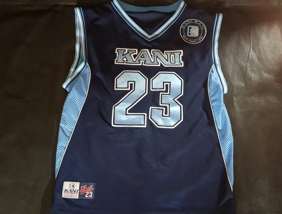 90s Karl kani sport jersey