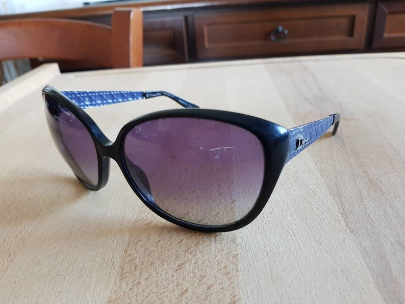 3a268d01e961 Vintage Christian Dior COQUETTE 1 made in italy sunglasses