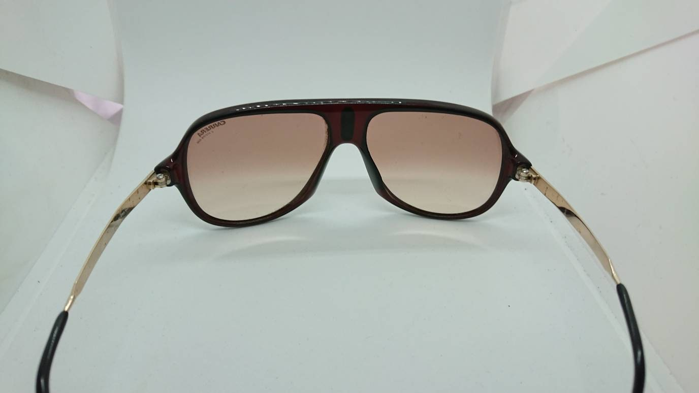 80s carrera 5547 c-vision 400 made in Austria sunglasses